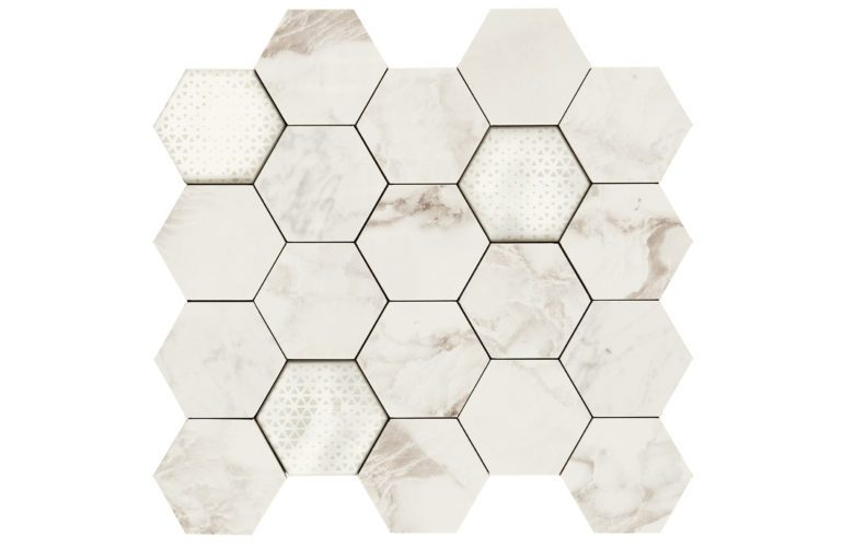 Hexagon imperial pearl lev 1