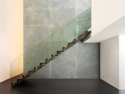 Architecture, beautiful staircase