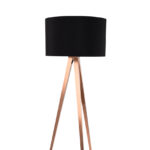 Tripod Copper — black