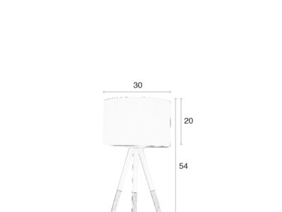 Highland-table-lamp-size