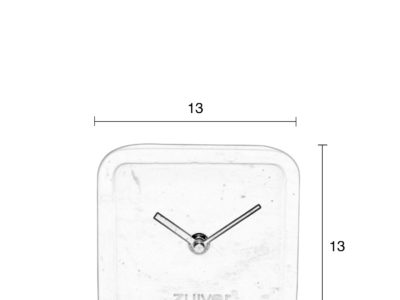 Luxury-time-clock-size