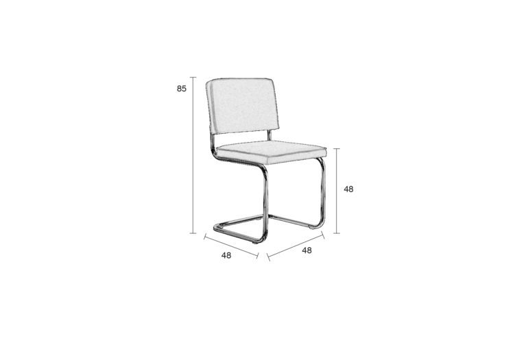 Ridge-vintage-chair-size