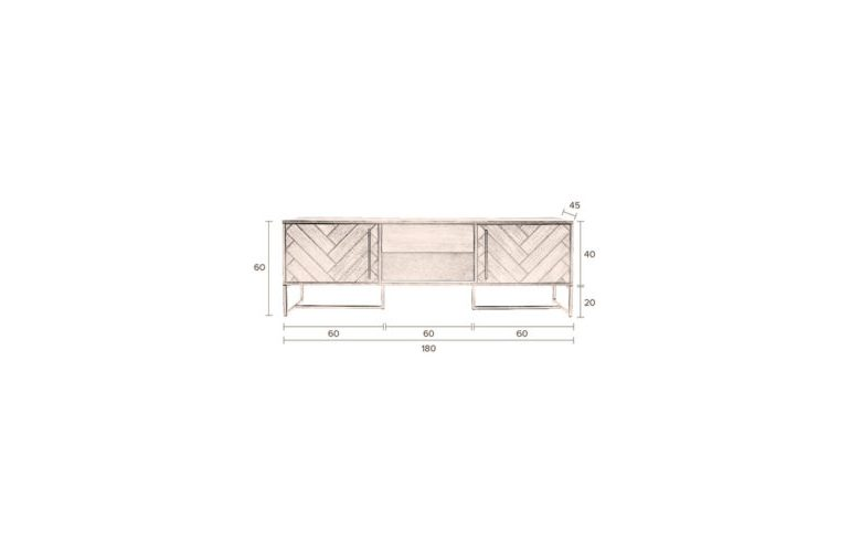 Class-sideboard-dimensions