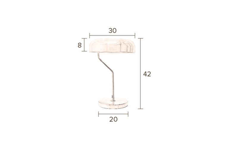 Eclipse-table-lamp-dimensions
