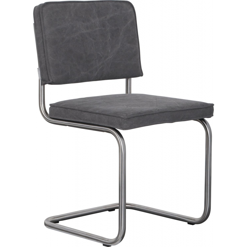 Chair Ridge Brushed Vintage Mediocre Grey