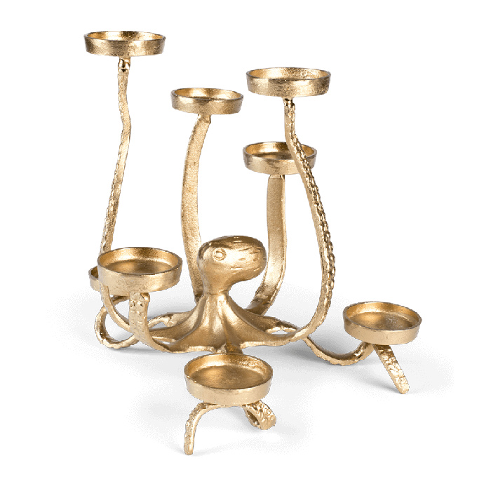 bold_monkey_trouble_in_the_water_octopus_candle_holder_gold-1